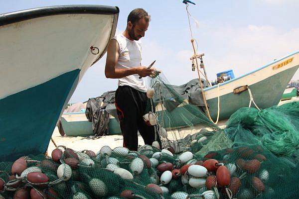 Gisha | إسرائيل قلّصت مساحة الصيد في غزّة مجددًا كعقوبةٍ جماعيّة