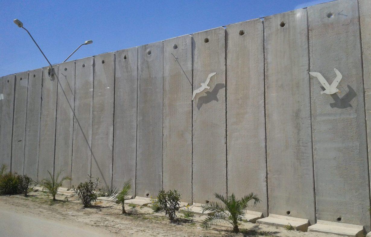 Kerem Shalom Crossing (2015). Photo by Gisha