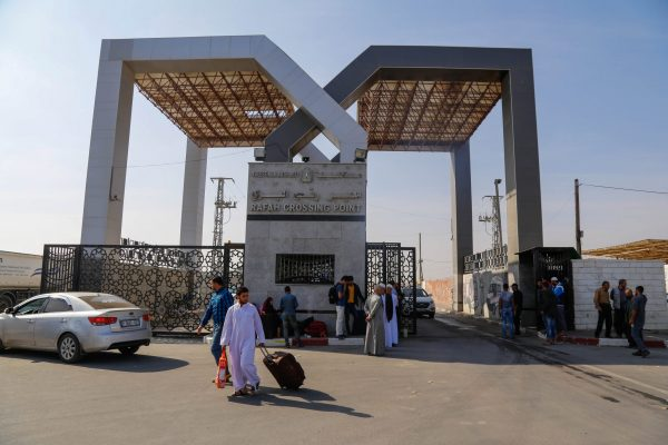 Gisha | Rafah Crossing closed until further notice, stranding thousands