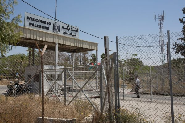 Gisha | Crossings update: Ban on entry of construction materials reversed; Border with Egypt reopened