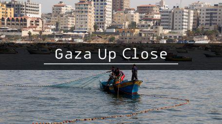 Gisha | Gaza Up Close