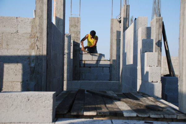Gisha | שיעור האבטלה בעזה ברבעון השני של 2021: 44.7 אחוז