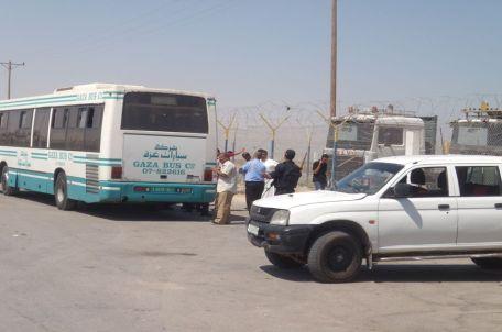 Rafah Crossing. Photo by Gisha