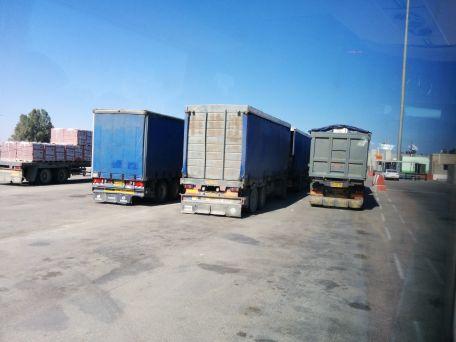 Kerem Shalom Crossing. Photo by Gisha