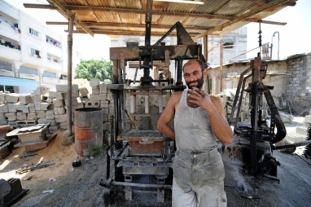 Everyone is talking about the need to rebuild Gaza and give its residents economic hope. Photo: Karl Schembri