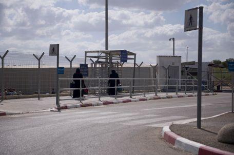 Erez crossing. Photo by Gisha