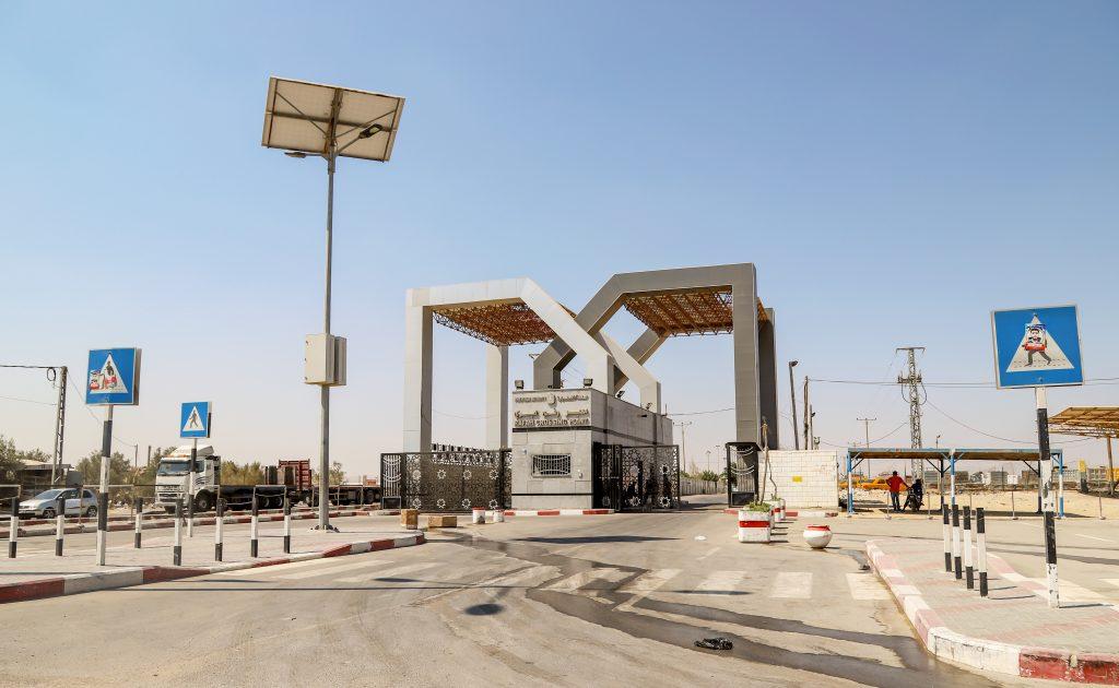 Rafah Crossing. Photo by Asmaa Elkhaldi