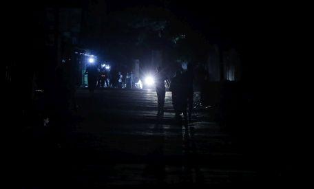 power crisis in Gaza