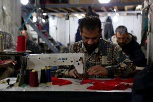 Gisha | שוק העבודה בעזה ממשיך להצטמצם. 43% אבטלה ברבעון האחרון 2020