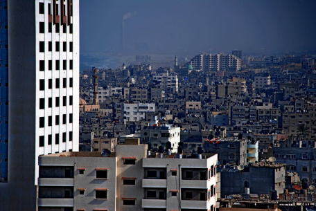Gaza City. Photo: Karl Schembri