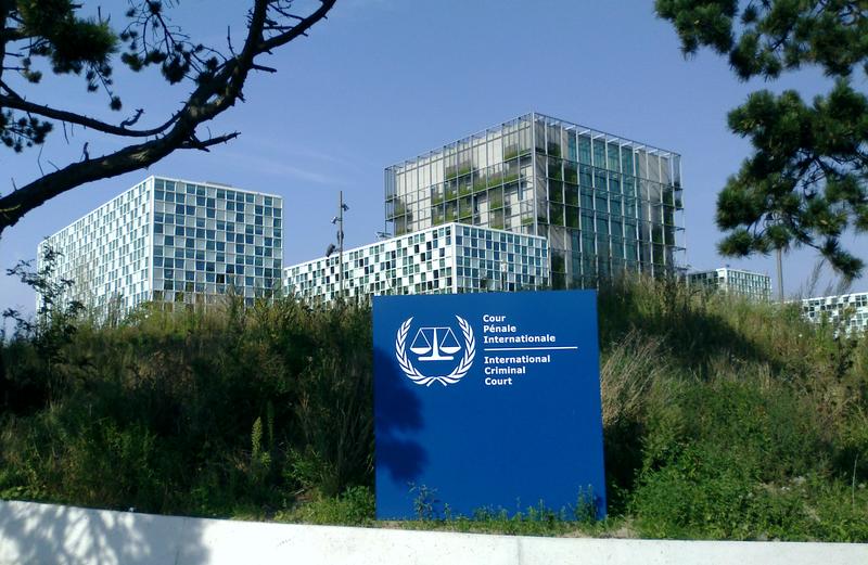 المحكمة الجنائية الدولية. تصوير: OSeveno