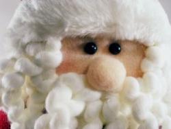 סנטה חזר. צילום: stock.xchg