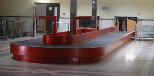Rafah crossing has been open with decreasing frequency. Photo: Gisha