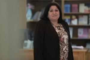 Clients were suspicious of feminist activities. Adv. Zeinab al-Ghonaimi