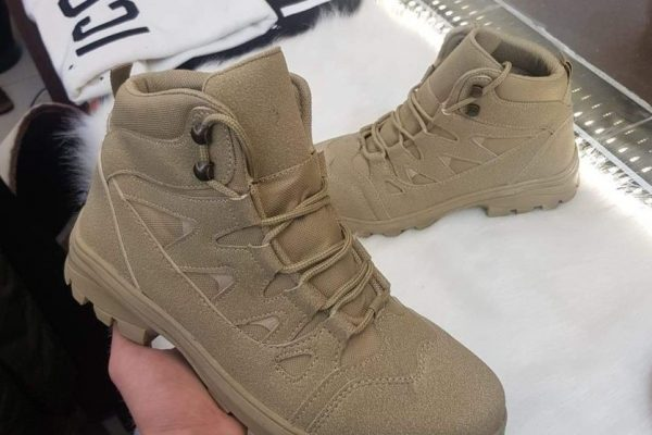 """The so-called """"tactical shoes"""""""
